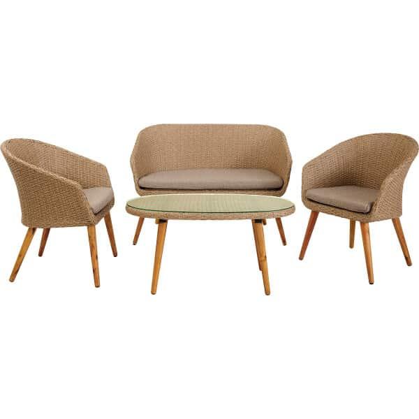 Lauko baldų komplektas Danvers