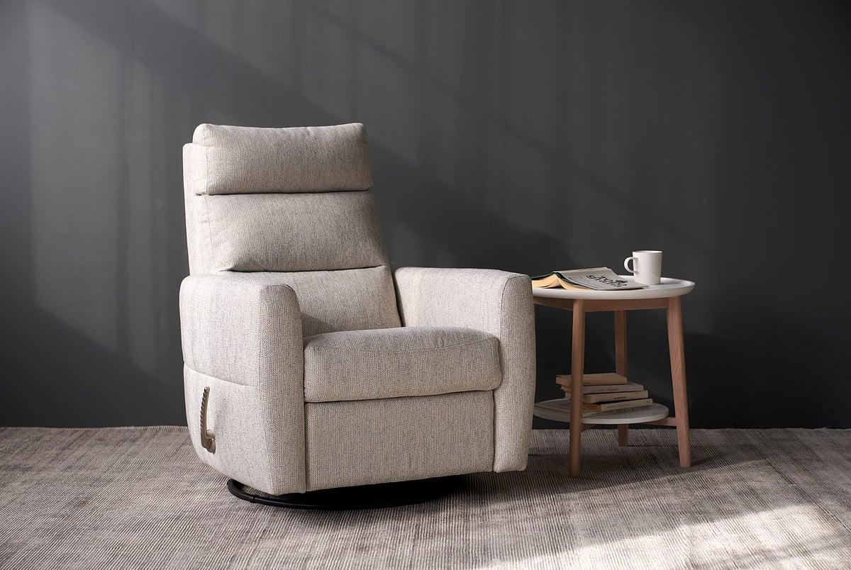 Atlenkiamas fotelis Comforto
