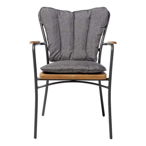 Paminkštinimas lauko kėdei