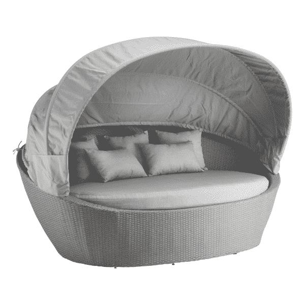 Lauko poilsio sofa-gultas