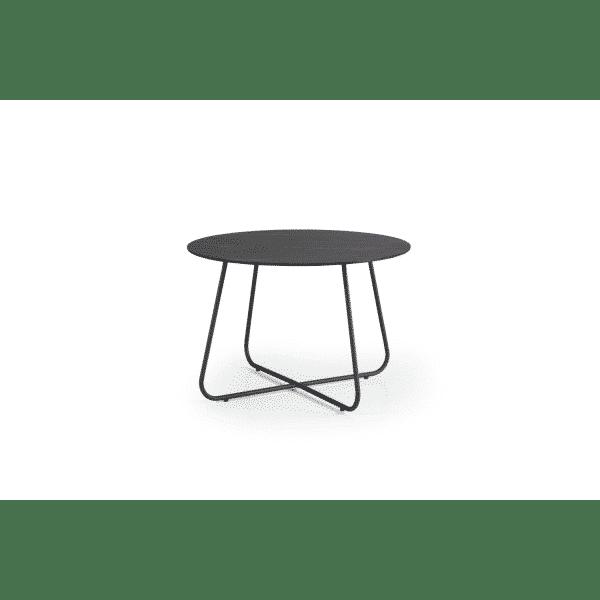 Lauko kavos staliukas taverny juodas