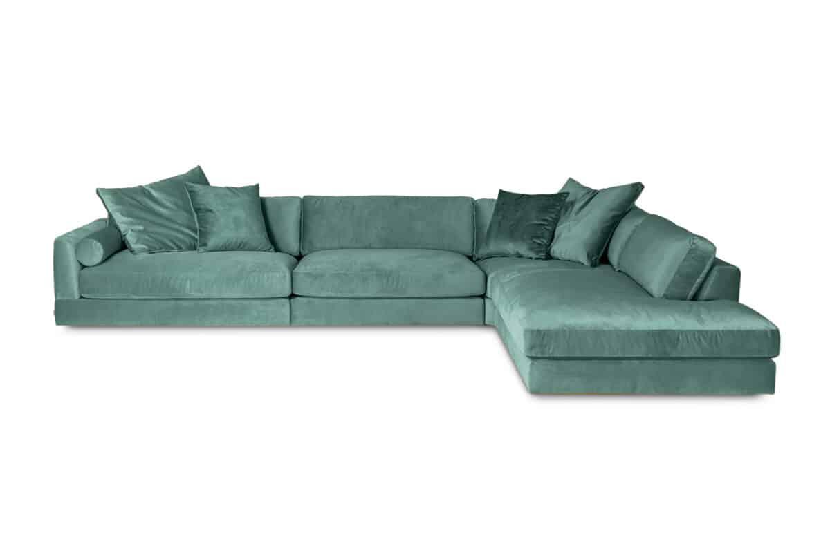 kampinė sofa Luna