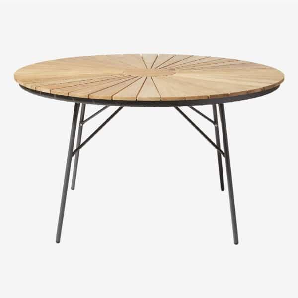 Lauko valgomojo stalas Hard&Ellen
