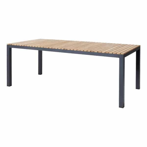 Lauko valgomojo stalas Mood