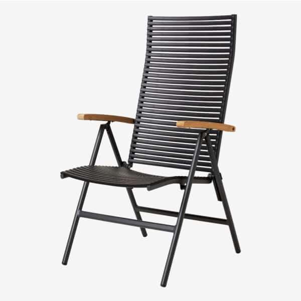 Atlenkiama lauko kėdė Mood