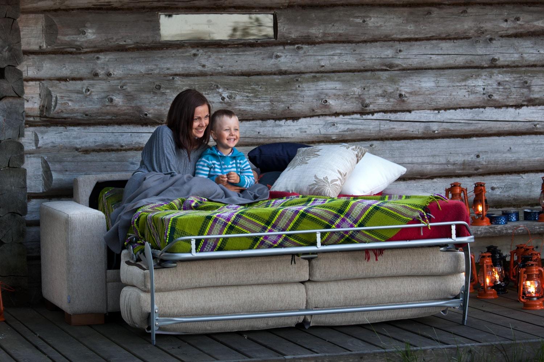 išskleidžiama lova
