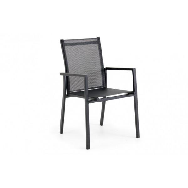 Lauko kėdė Avanti pilka